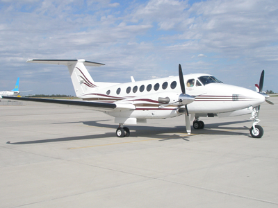 Beechcraft King Air srcset=