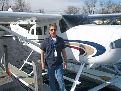 Cessna Turbo 260H Amphibian