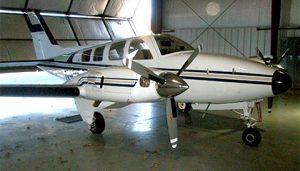 Beech 58P Baron Aircraft