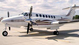 Beech King Air 350 Aircraft