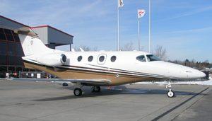 Beechcraft Premier Jet Aircraft