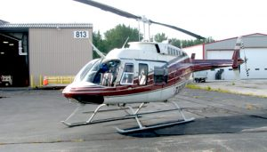 Bell Long Ranger 206L-3 Jetranger helicopter