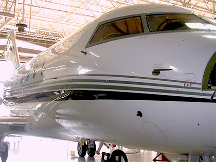 Business Executive Jet