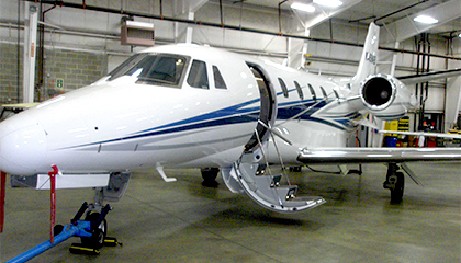 Cessna 560XL Jet