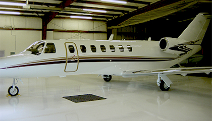 Cessna Citation III AIrcraft