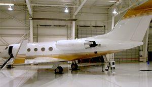 Gulfstream Jet Aircraft