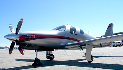 Lance Air Turbo Prop