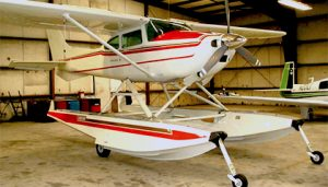 Piper Saratoga Fixed Gear Aircraft