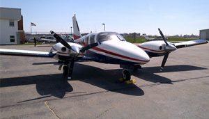 Piper Seneca III Aircraft
