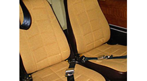 1979 Piper Archer seats