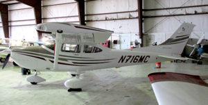 plane N716MC